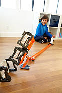 Hot Wheels Track Builder Construction Crash Kit / Трек Хот Вилс Ударная волна, фото 4