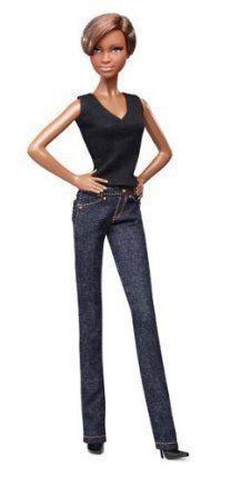 Коллекционная кукла Барби / Barbie Basics Model No. 08 - Collection 002  (2010)