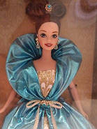 Кукла Барби коллекционная / Barbie Sears Special Edition Blue Starlight (1997 г.), фото 2