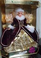 Кукла Барби коллекционная Праздничная 1996 / Mattel Happy Holidays Barbie Christmas 1996, фото 3
