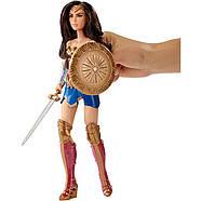 Коллекционная кукла Барби Чудо Жещина / Коллекционная кукла Shield Block Wonder Woman, фото 3