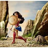 Коллекционная кукла Барби Чудо Жещина / Коллекционная кукла Shield Block Wonder Woman, фото 4
