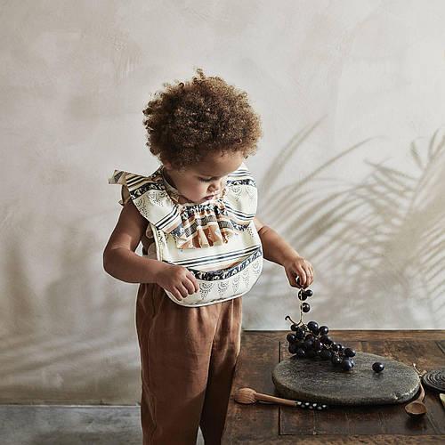 Оригинальные и стильные слюнявчики для Ваших малышей  от любимых Elodie