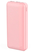 Power bank HAVIT 10000 mAh HV-H584 рожевий