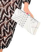 Коллекционная кукла Барби Сияние города Кружевное платье - City Shine Barbie Doll - Lace Dress (CFP38), фото 4