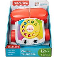 Fisher Price Мовець телефон на колесах FGW66, фото 4