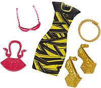 Набор одежды для куклы Mattel Monster High - Одежда для Cleo de Nile DXW87 DVF09