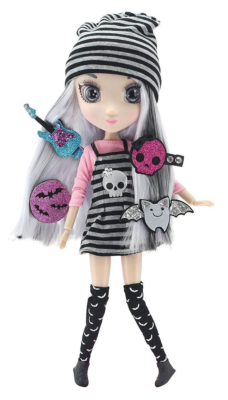 Кукла Shibajuku Girls Yoko S2 Шибаджуку Йоко (33 см, 6 точек артикуляции, с аксессуарами)