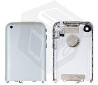 Задняя крышка батареи для iPhone 2G, 16 ГБ, серебристая, оригинал