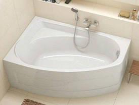 Ванна акриловая левая, Kolo Mystery XWA3741000 140x90 см, фото 3