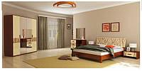 Спальня ТЕРА 4Д стандартний комплект, фото 1