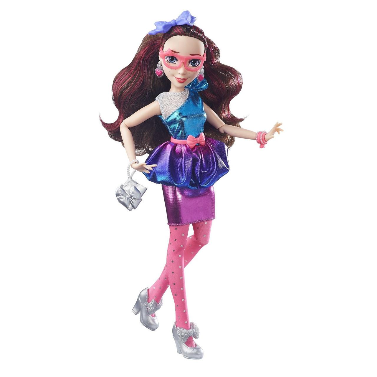 Кукла Наследники Дисней Джейн Бал Неоновых Огней / Disney Descendants Neon Lights Jane of Auradon