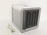 Мобильный кондиционер Arctic Air, настольный кондиционер, охладитель воздуха, мини кондиционер, кондиціонер, фото 7