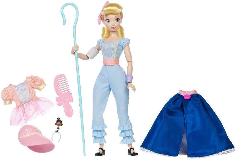 Шарнирная кукла Toy Story 4 Bo Peep История Игрушек Бо Пип с аксессуарами GDR18