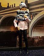 Набор одежды для Барби Игра с модой - Пальтишко, легинсы, шапка, шалик, фото 3