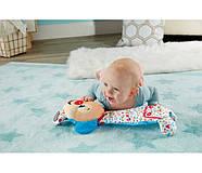 Развивающая игрушка Fisher Price Умный щенок для новорожденных на русском языке (FTF67), фото 9