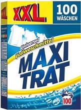 Бесфосфатный стиральный порошок MAXI TRAT XXL Универсальный, 6 кг (100 стирок)