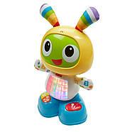Інтерактивна іграшка Fisher Price Фішер Прайс Робот Бібо українською мовою FRV58, фото 4