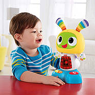 Інтерактивна іграшка Fisher Price Фішер Прайс Робот Бібо українською мовою FRV58, фото 9