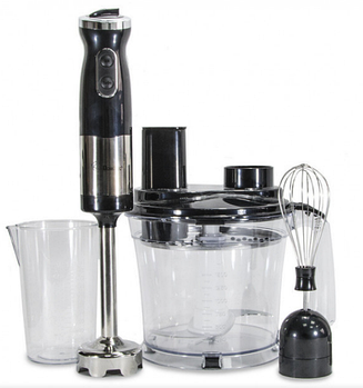 Кухонный блендер Domotec MS 5107 6 в 1 | Кухонный измельчитель шейкер
