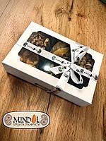 """Подарунковий набір з горіхів і сухофруктів """"Mindal"""", фото 2"""