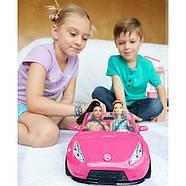 Блискучий гламурний кабріолет Barbie Glam Convertible DVX59, фото 3