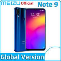 Смартфон Meizu Note 9 4/64 гб. Камера 48 Мп, батарея 4000 мАч. (комплект стандарт)