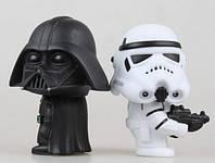 Дарт Вейдер и Штурмовик Звездные войны игрушки 2 шт., фото 1