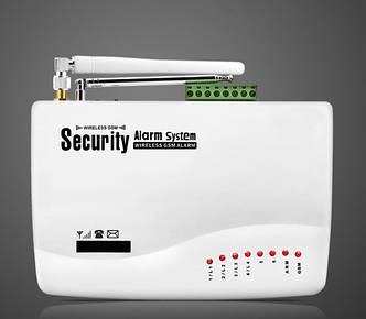 Охранная сигнализация Kerui G10 G10  GSM! металлически брелки! (полный комплект- датчик движения, открытия)