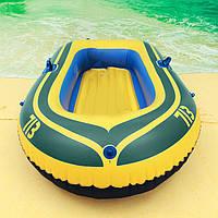 Лодка надувная двухместная (уценка), фото 1