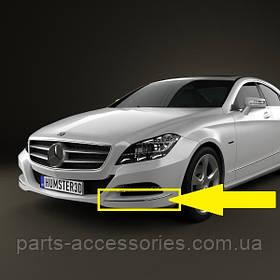 Mercedes CLS W218 W 218 лівий молдинг хромова накладка нова оригінал