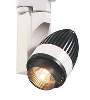 Світлодіодний світильник трековий 20 Вт, 3000К, фото 1