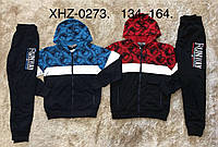 Спротивный костюм-двойка для мальчиков оптом, Active Sport, 134-164 рр., арт. XHZ-0273, фото 1