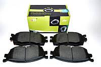 Hyundai Accent тормозные колодки передние. Хюндай Акцент до 2008 года \ IFK