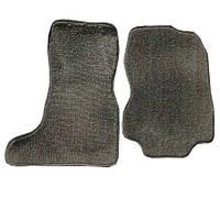 Ford Transit серые коврики в салон оригинальные! Текстильные, ворсовые ковры.