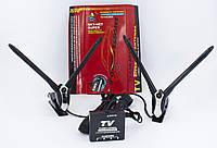 Телевизионная и радио антенна в автомобиль. Радио + ТВ антенна 12 вольт