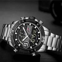 Мужские наручные часы Naviforce Metal Steady Fix, фото 1