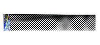 Наклейка на лобовое стекло автомобиля наружная, защита от ультрафиолета. 135см*20см