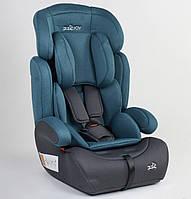 Детское автокресло JOY 82406 универсальное, группа 1/2/3, вес ребенка от 9-36 кг
