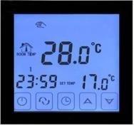 Программируемый терморегулятор Heat Plus BHT-323GB Black