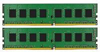 Модуль памяти DDR4 2x8GB/2400 Kingston (KVR24N17S8K2/16)