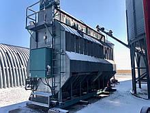 Зерносушилка поточного действия DELUX (USA) / Meyer (USA), реконструкция