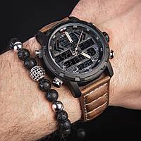 Мужские наручные часы Naviforce Mr.Worldwide, фото 1