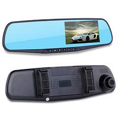 🔥Видеорегистратор-зеркало Blackbox DVR Full HD черный 310х80х8 мм