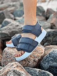 Женские сандали Adidas (серый)