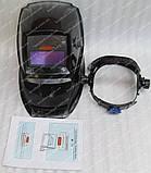 Зварювальна маска Промінь М-700 (3 регулятора), фото 6