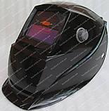 Зварювальна маска Промінь М-700 (3 регулятора), фото 3