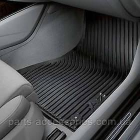 Audi A7 S7 2012-16 коврики резиновые передние задние новые оригинал