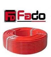 Труба для теплого пола FADO(Фадо) с кислородным барьером 16х2