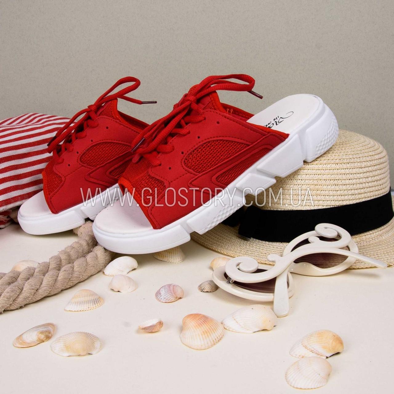 Жіночі босоніжки на шнурівці(Заміри надаємо)
